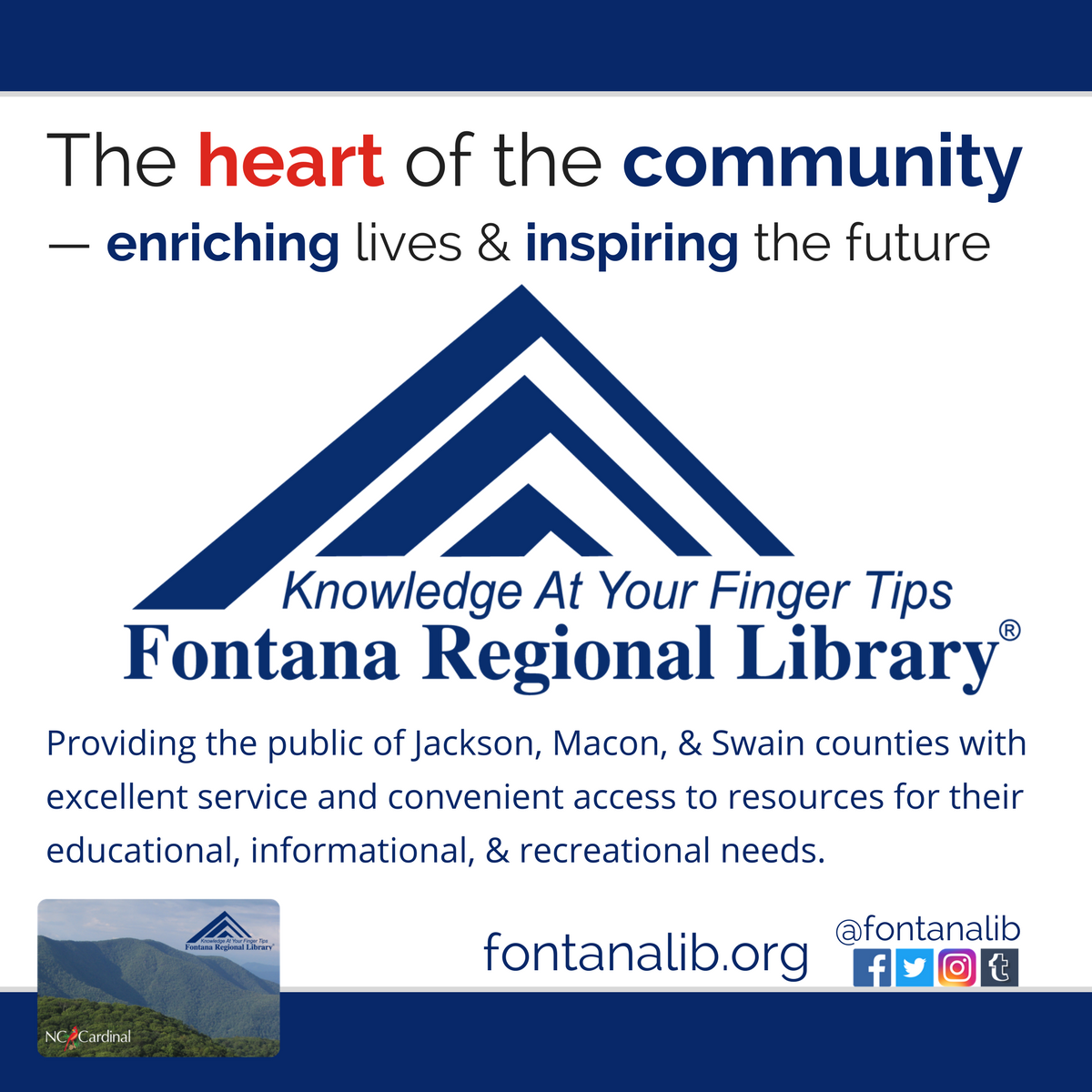 FAQ - Frequently Asked Questions | Fontana Regional Library