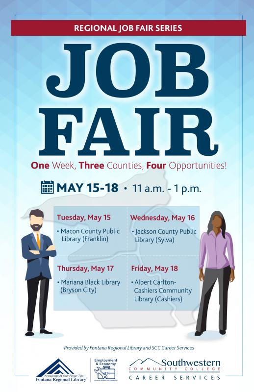 SCC Career Services offers Regional Job Fair Series   Fontana
