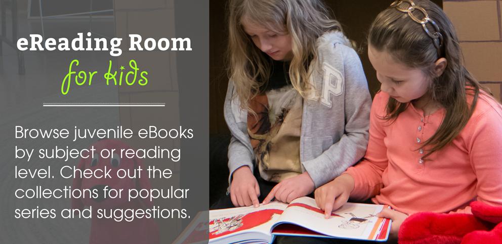 eReading Room for Kids - Fontana Regional Library