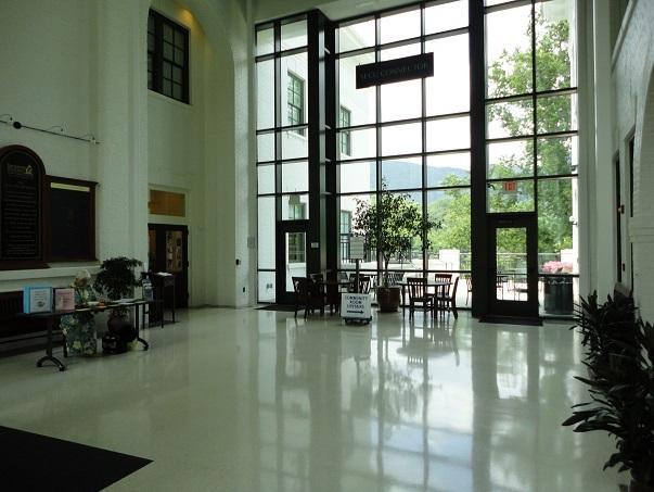 Jackson County Public Library Atrium (back)