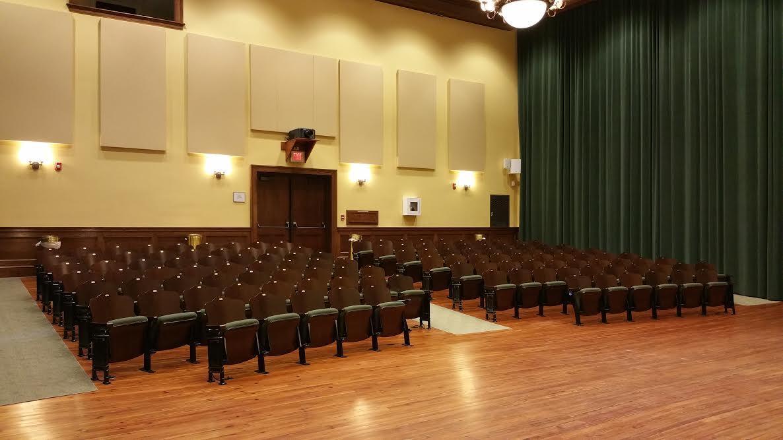 Jackson County Public Library Community Room