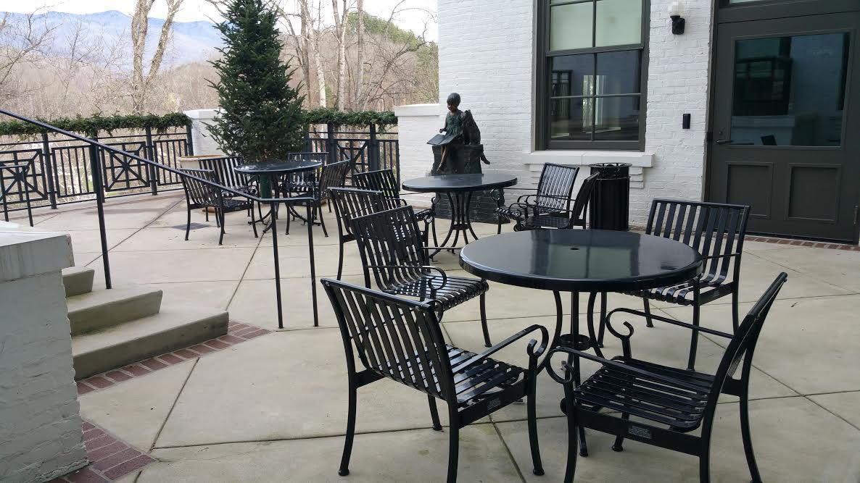 Jackson County Public Library Terrace