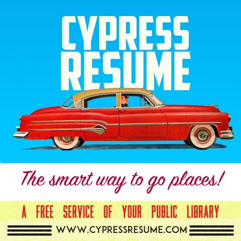 cypress resume fontana regional library