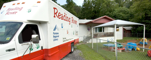 Reading Rover Bookmobile