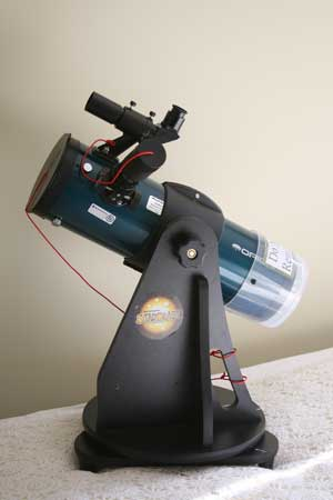 Orion StarBlast 4.5 Reflector Telescope