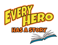 Every Hero Has a Story - Summer Reading 2015